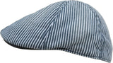 Brooklyn Hat Co Union Six Panel Newsboy Pub Cap