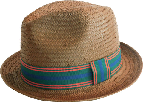Brooklyn Hat Co Ono Toyo Straw Fedora