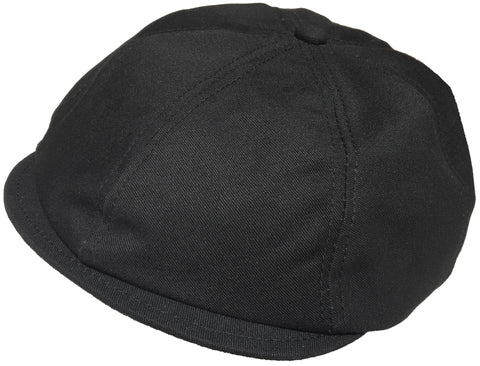 Headchange USA Cotton Twill 8/4 Newsboy Cap