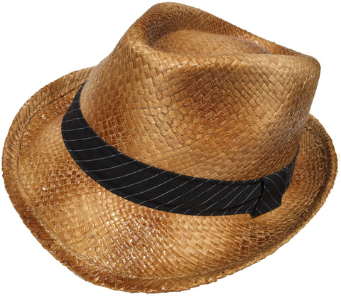 Capstar Burnt Straw Fedora