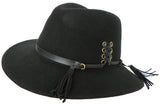 Brooklyn Hat Co Laci Wool Felt Fedora Festival Hat