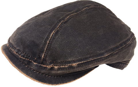 DPC Weathered Cotton Euro Cut Ivy Cap