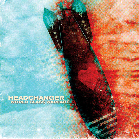 Headchanger - World Class Warfare CD