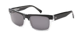 "Tres Noir Optics ""The Upstart"" Wayfarer Sunglasses"