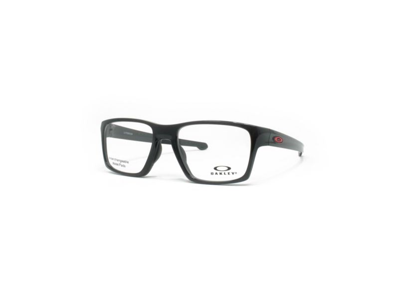9b951fa9dac Brand New Authentic Oakley Litebeam OX 8140 0353 Eyeglasses Polished Black  53mm