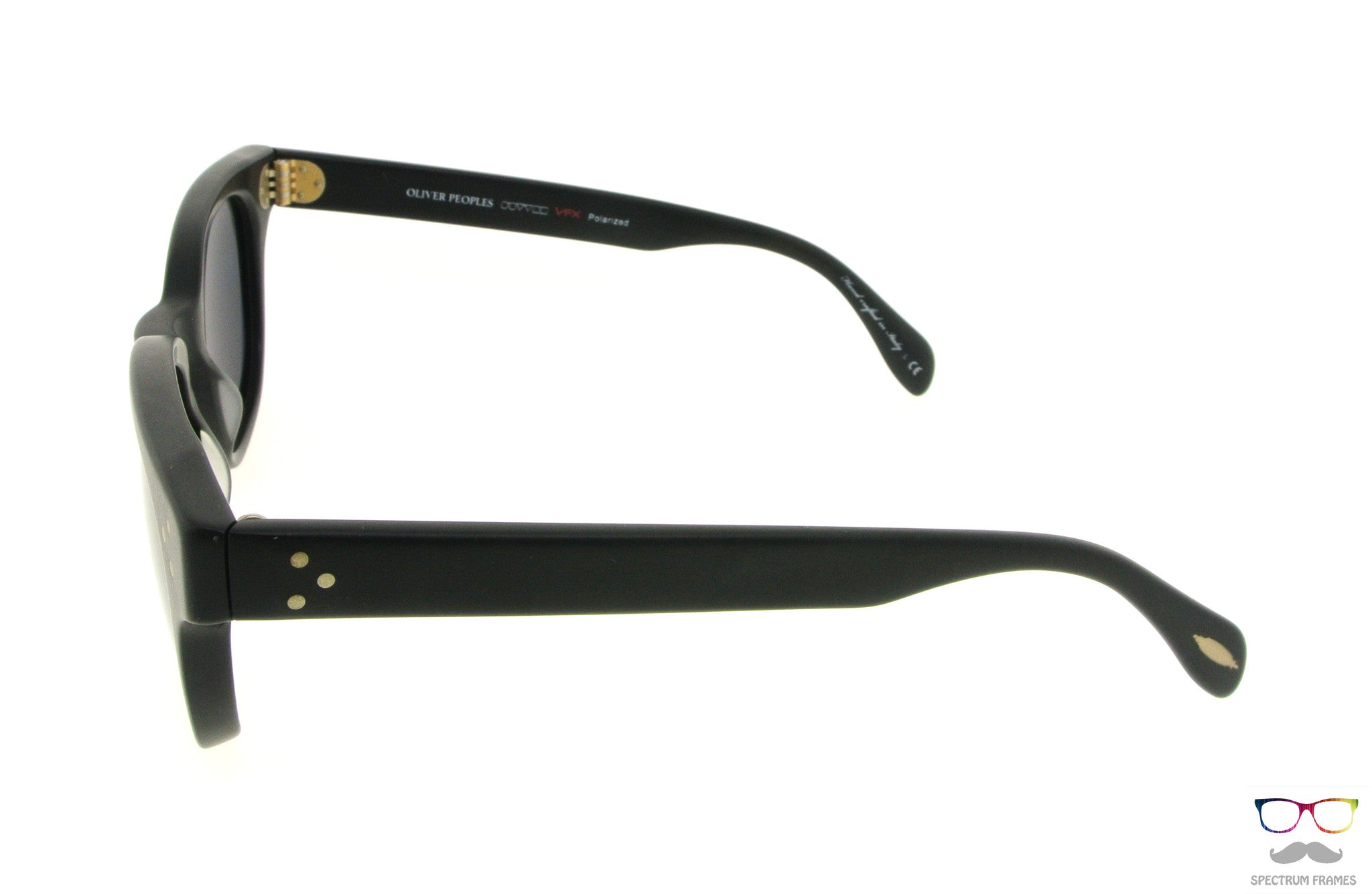 ea26c5d687 Oliver Peoples Sunglasses Afton Sun 5236S 1031 P2 Matte Black with Midnight  Express Polarized VFX Lenses