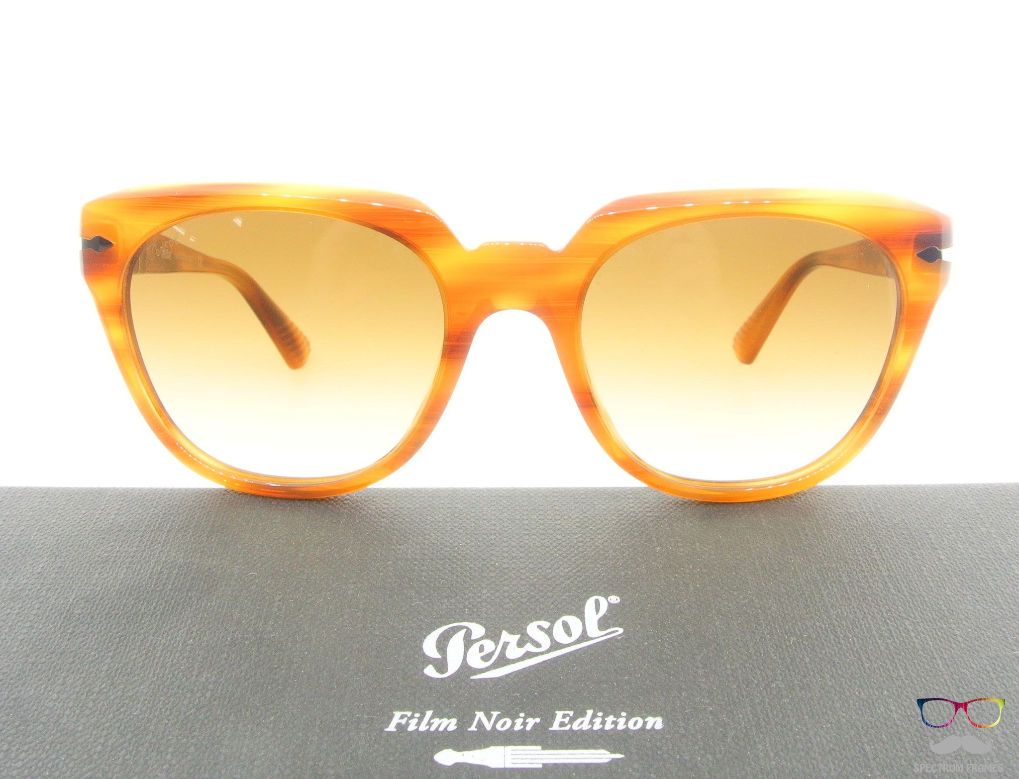 3fd12b735c ... Persol Sunglasses 3111S 960 51 Light Havana with Brown Gradient Lenses  Size 50 ...
