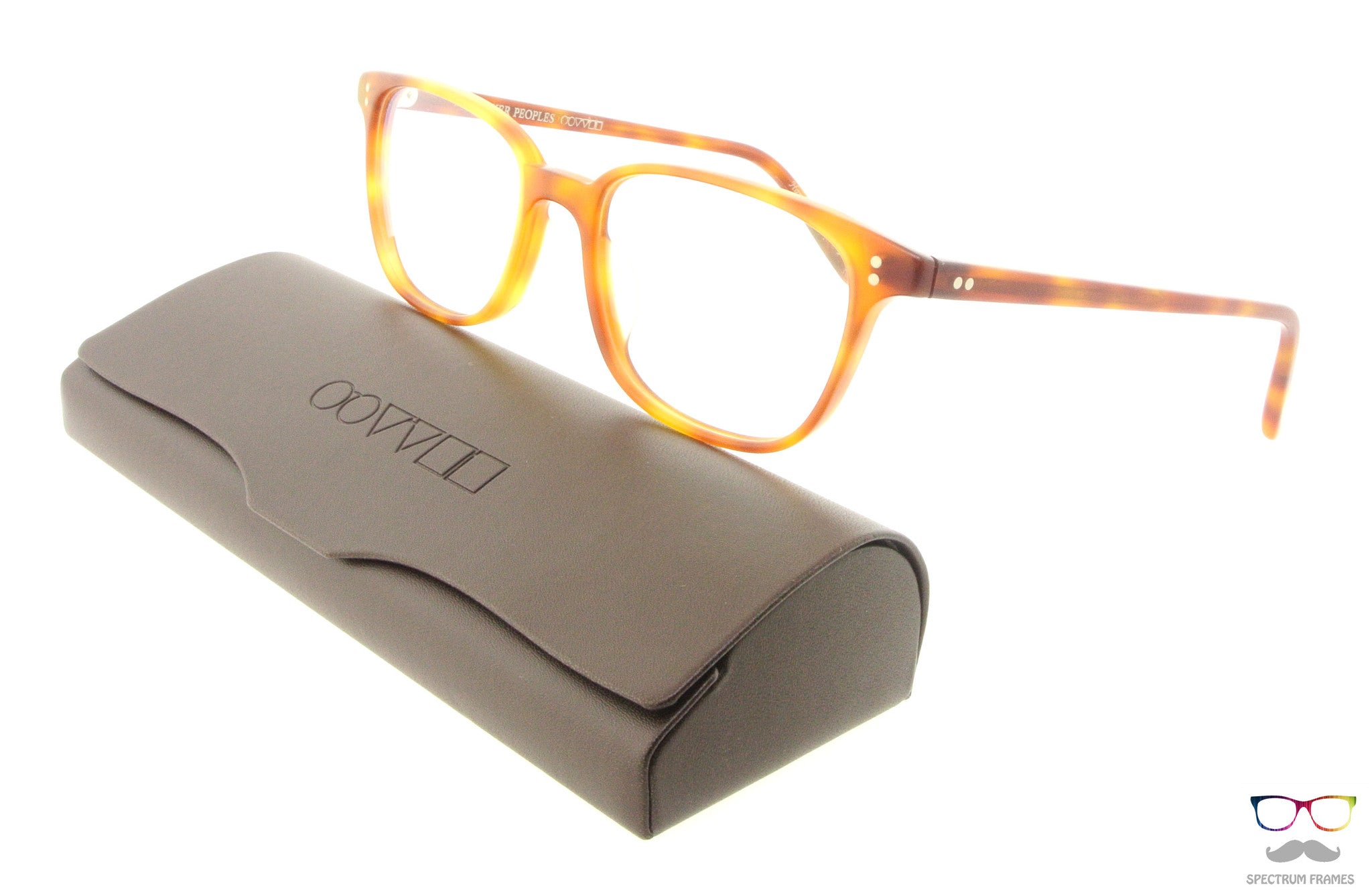oliver peoples eyeglasses maslon 5279u 1483 light havana acetate frames
