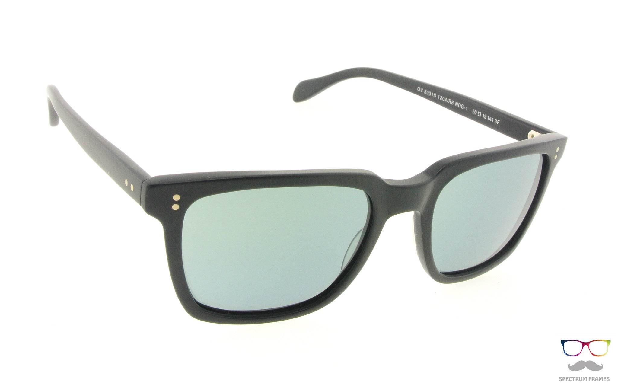 d9f9a006087 ... Oliver Peoples Sunglasses NDG 5031S 1204R8 Black with Indigo  Photochromatic Lens ...