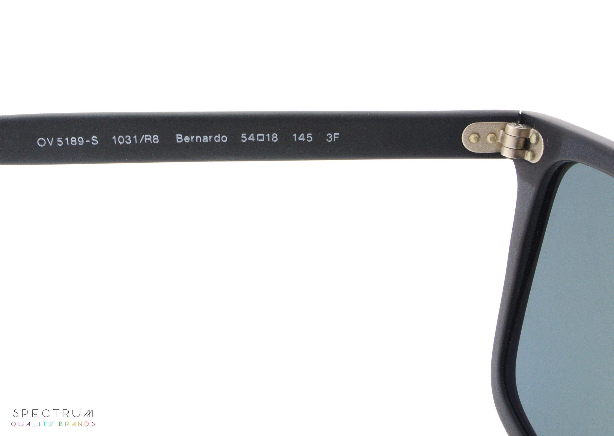 00d7905a7b ... Oliver Peoples Sunglasses Bernardo 5189S 1031R8 Matte Black with Grey  Photo-chromatic Lenses ...