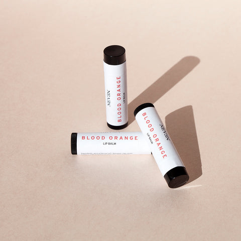 LIP BALM BLOOD ORANGE