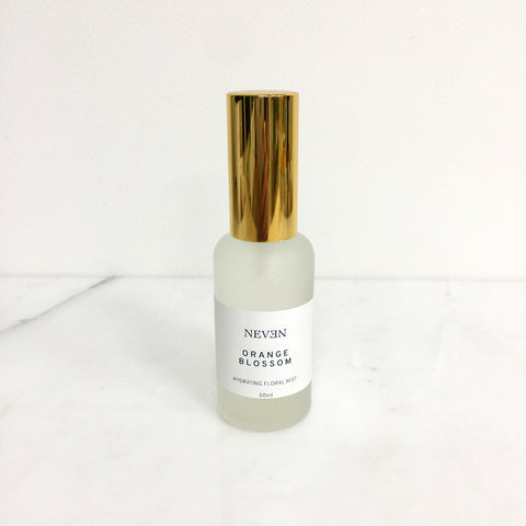 Orange blossom facial mist