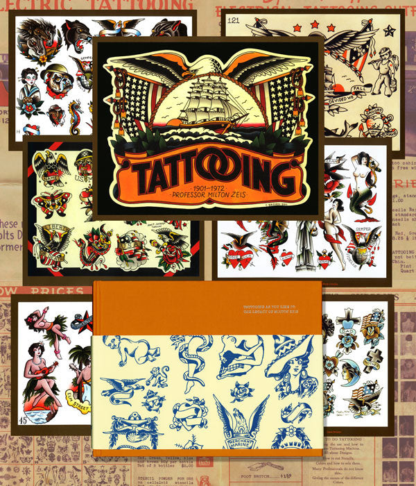Milton H Zeis: Tattooing As You Like It.