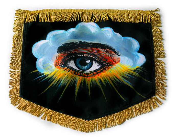 All Seeing Eye Banner