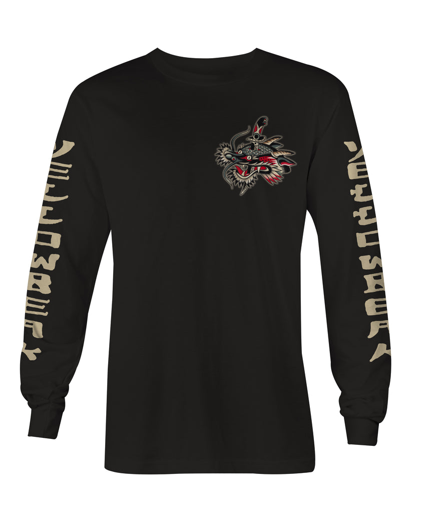 JARRET CROSSON DRAGON LONG SLEEVE SHIRT