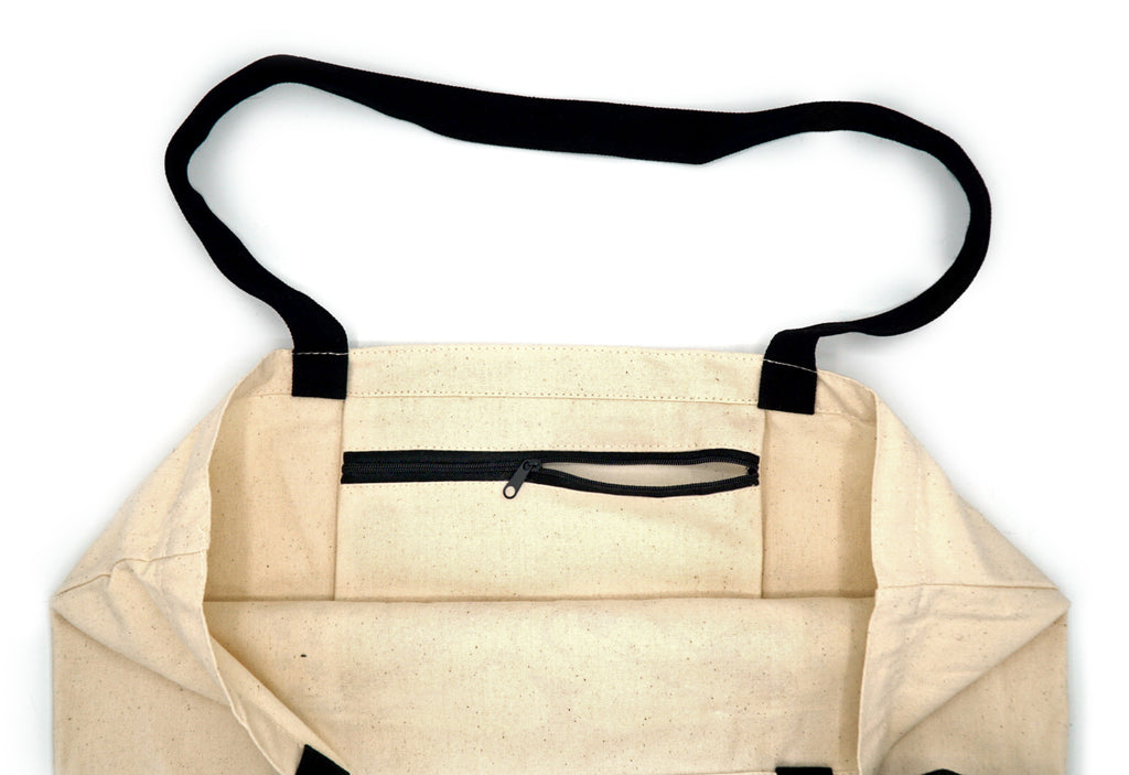 Zach Nelligan Hemp Tote Bag