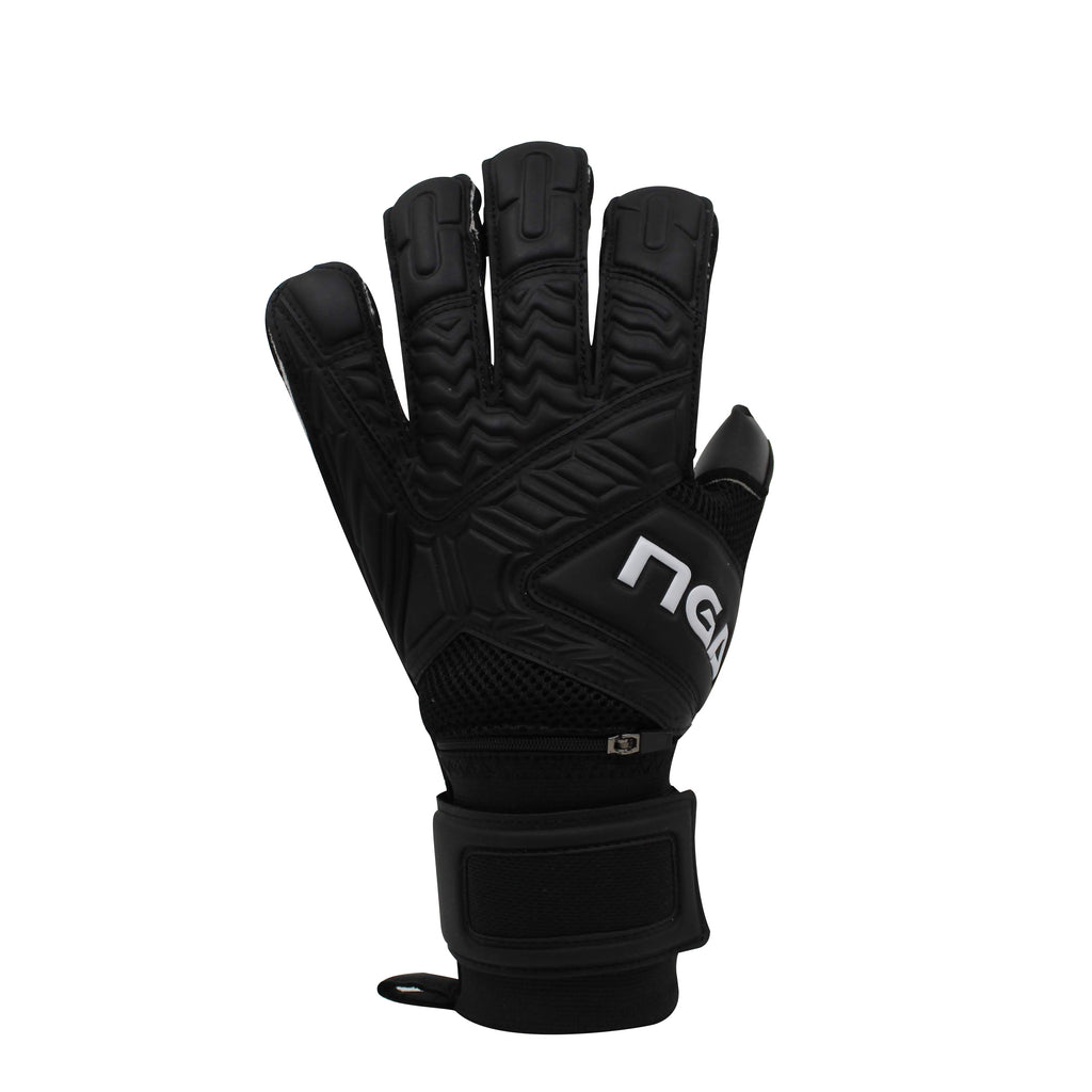 Aura Black Goalkeeper Glove