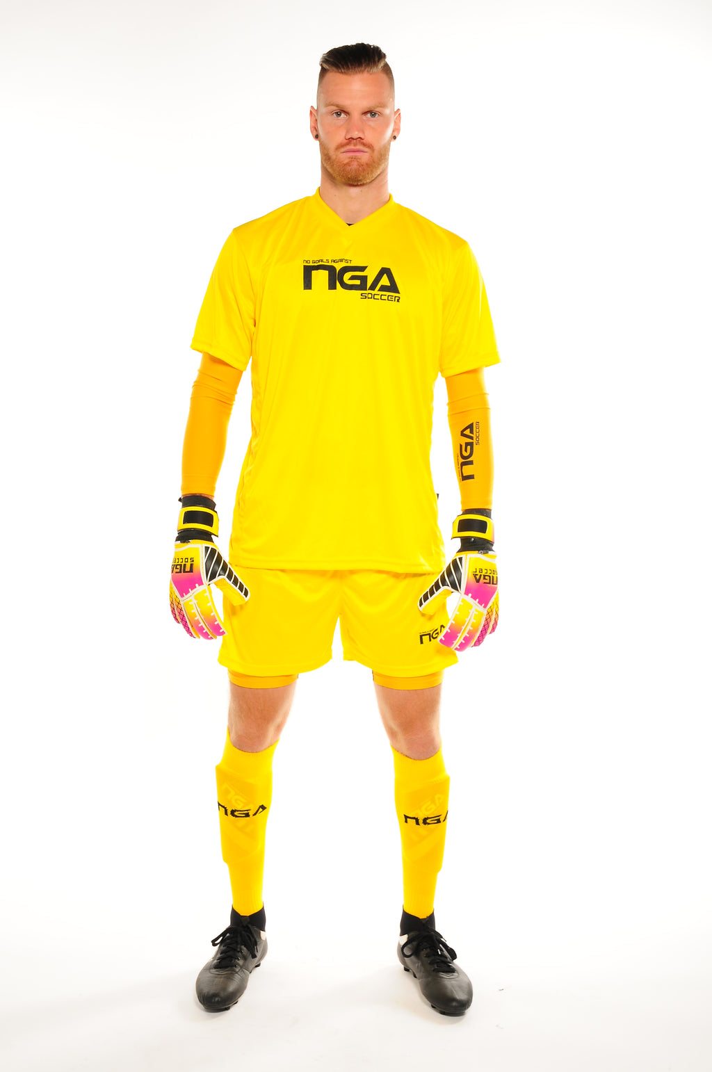 NGA Kit Yellow