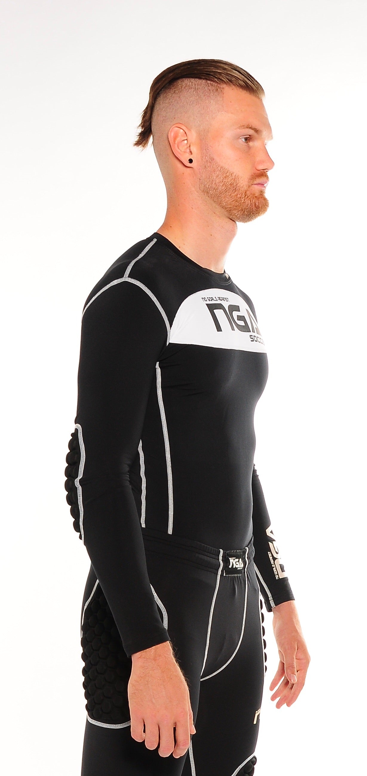 NGA Compression Top with Padding