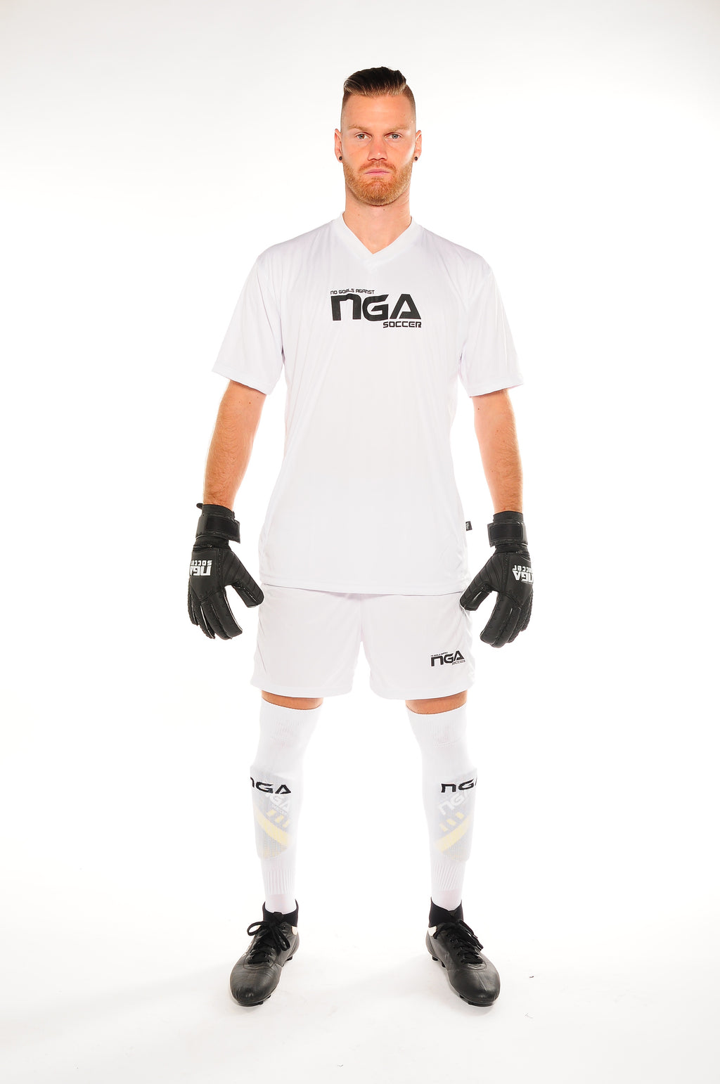 NGA Kit White