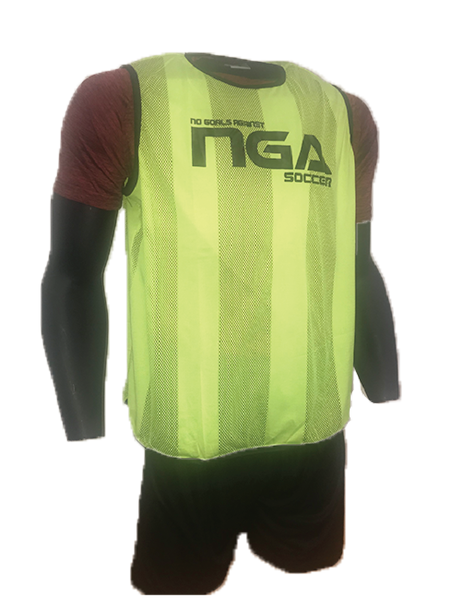 NGA Training Pinnies