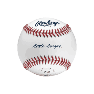 Rawlings RLLB Tournament Grade Little League Baseballs