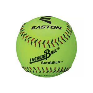 "Easton 11"" Neon SoftStitch Training Softballs"
