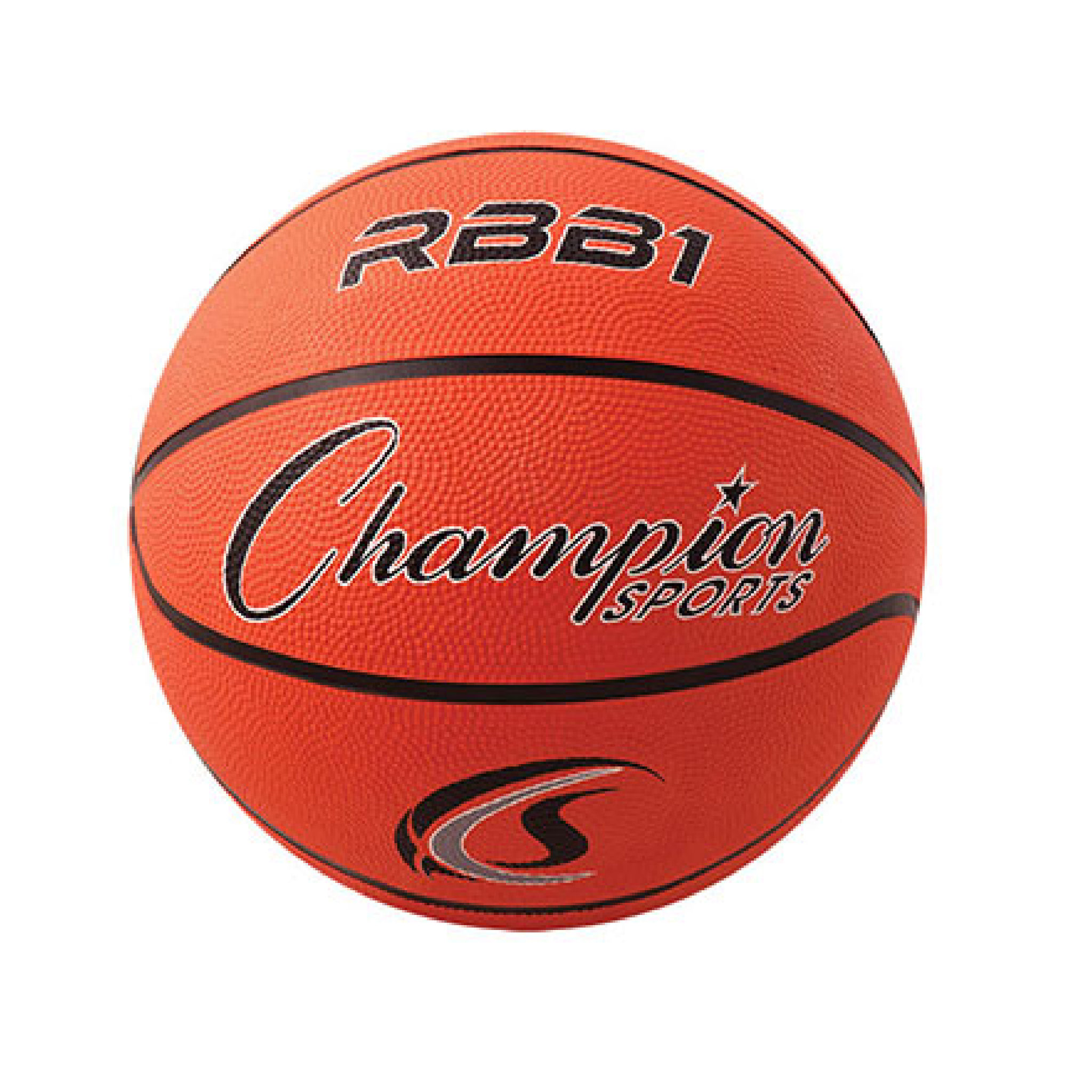Champion Official Rubber Basketball