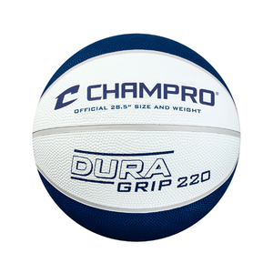 Champro Dura-Grip 220 Intermediate Rubber Basketball