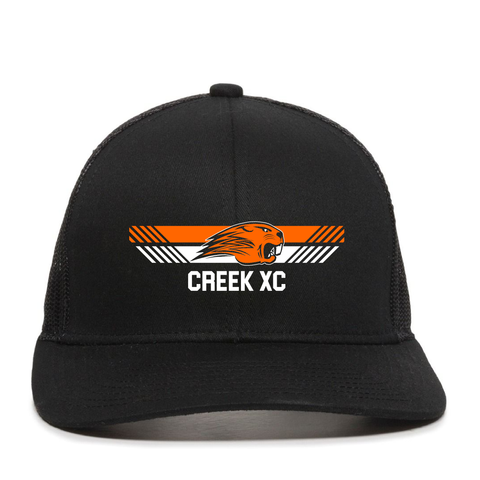 Beavercreek Cross Country Twill Mesh Back Cap