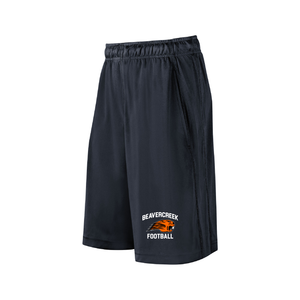 Beavercreek Football Active Shorts with Pockets