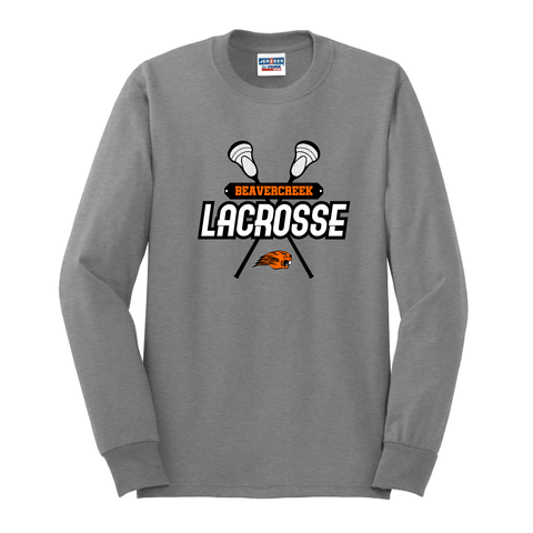 Beavercreek Lacrosse Club Long Sleeve T-Shirt