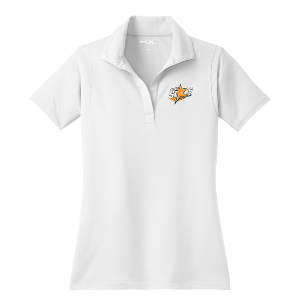 Beavercreek Stars Ladies Micropique Sport-Wick Polo