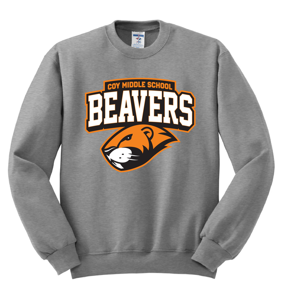 Coy Middle School Beavers Sweatshirt
