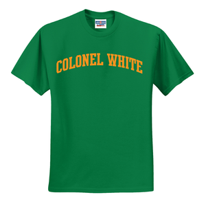 Colonel White Cougars T-Shirt