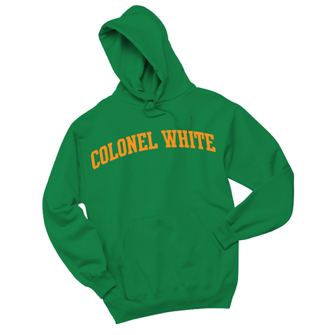 Colonel White Cougars Hoodie