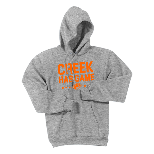 Coy Middle School Creek Has Game Hoodie