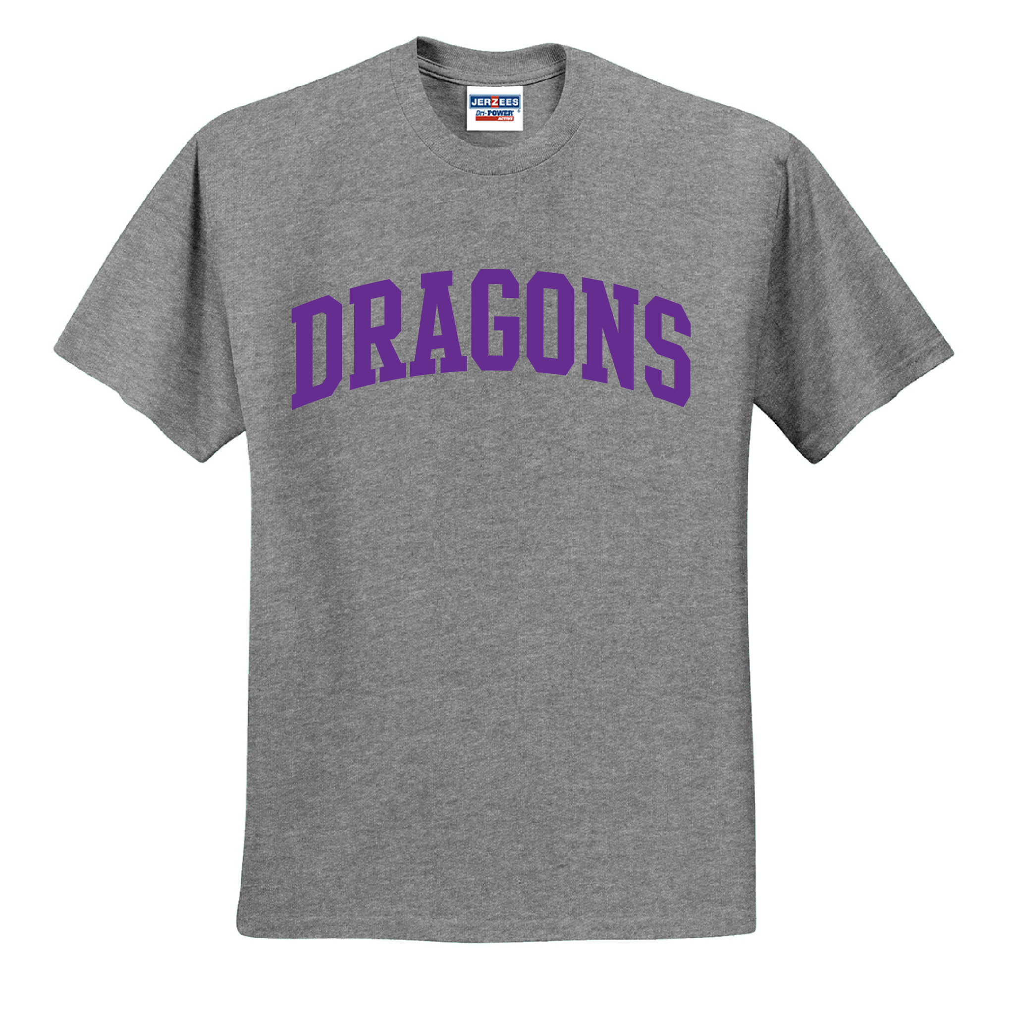 Fairmont West Dragons Team T-Shirt