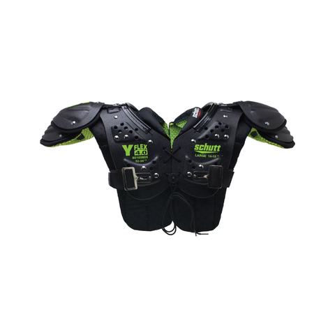 Schutt Y-Flex 4.0 Youth Shoulder Pads
