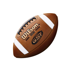 Wilson TDY GST Leather Football