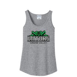 Greene Valley Gators Ladies Tank Top