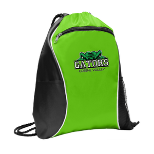 Greene Valley Gators Cinch Bag