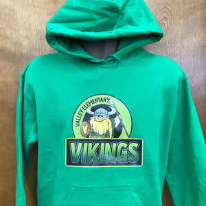 Valley Vikings Team Hoodie
