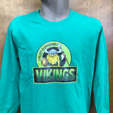 Valley Vikings Team Long Sleeve T-Shirt