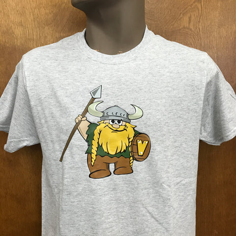 Valley Vikings Mascot T-Shirt