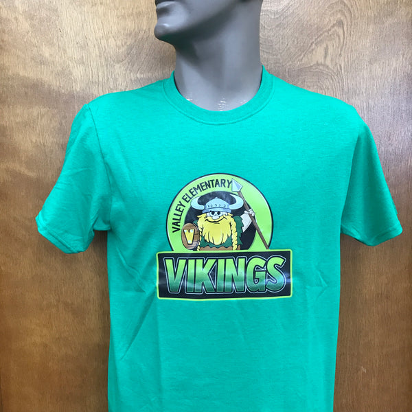 Valley Vikings Team T-Shirt