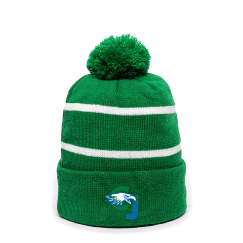 CJ Eagles Knit Cap