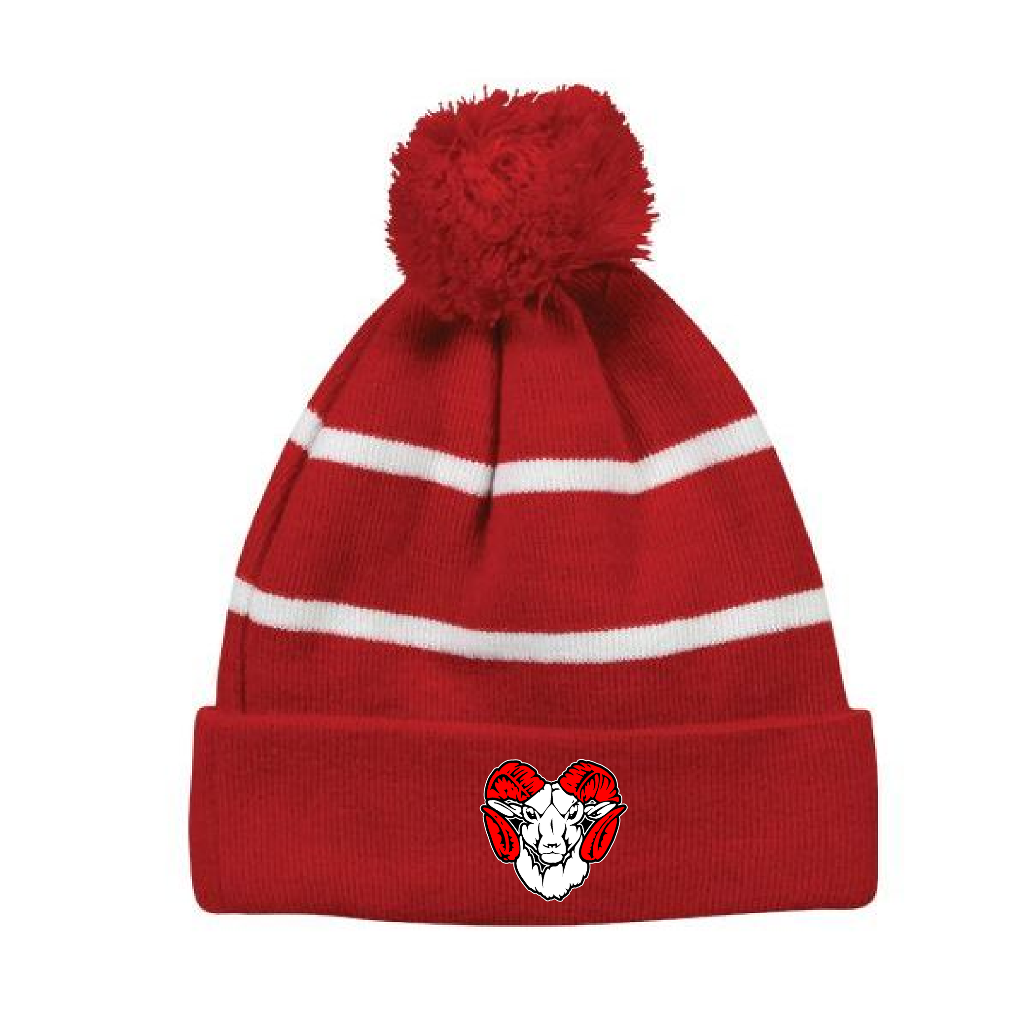 Trotwood Rams Knit Cap