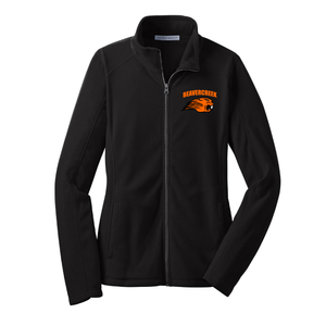 Beavercreek Beavers Ladies Microfleece Jacket