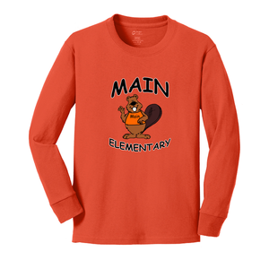 Main Elementary Long Sleeve T-Shirt